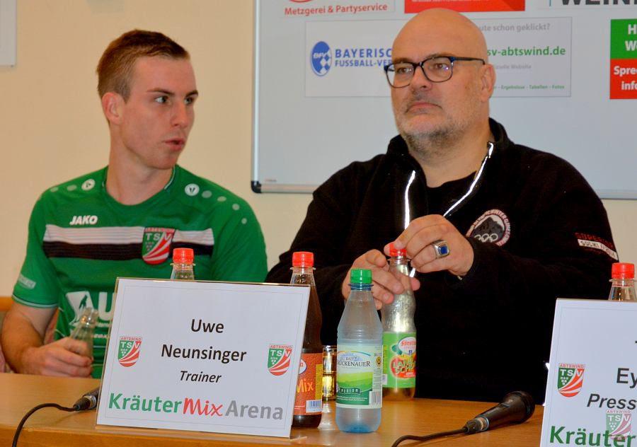 TSV Abtswind -  FC Viktoria Kahl  3:2 (0:1) | 26.10.2019