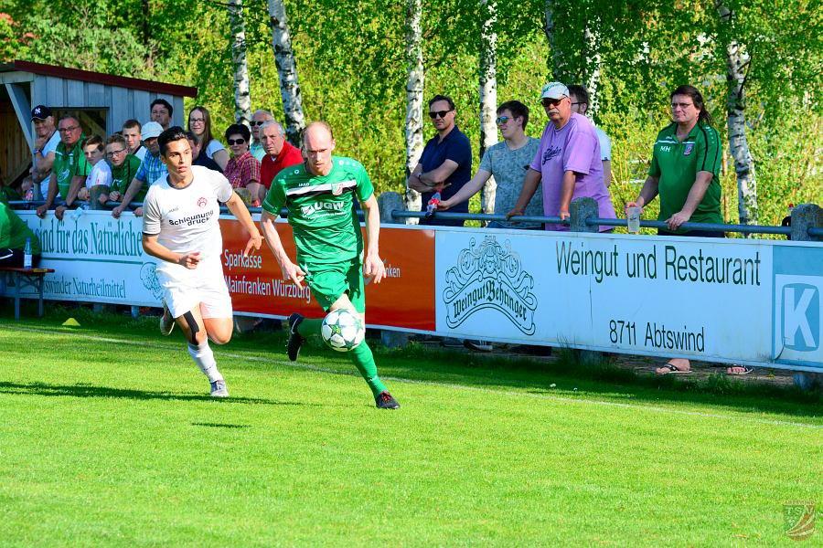 TSV Abtswind - FC Würzburger Kickers II 6:1 (5:1) | 21.04.2019