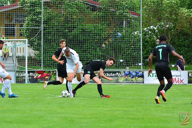 TSV Abtswind - Sp Vgg Greuther Fürth II   1:1 (1:0) 12.06.2021