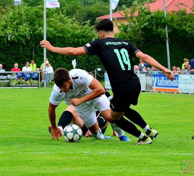 TSV Abtswind - Sp Vgg Greuther Fürth II | 1:1 (1:0) 12.06.2021