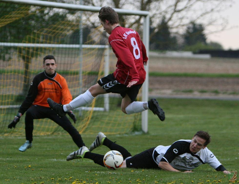 TSV Abtswind III - FC Geesdorf II