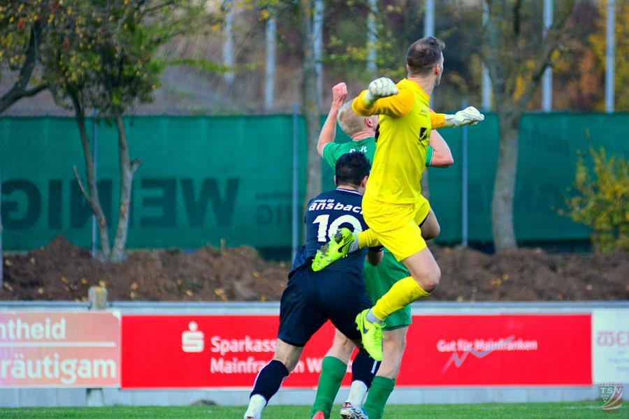 TSV Abtswind -  SpVgg Ansbach 0:2 (0:0)  | 09.11.2019