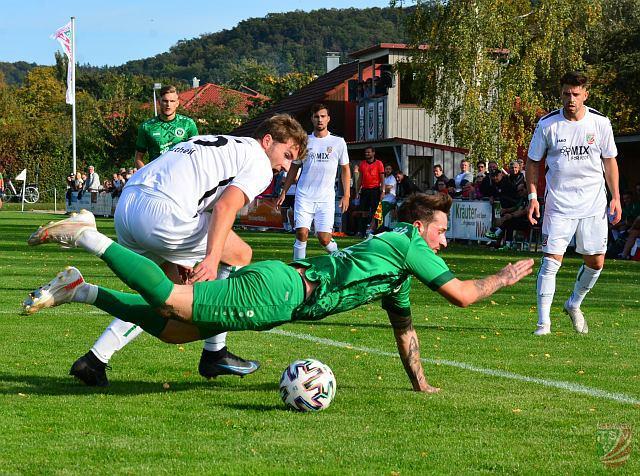 TSV Abtswind – SpVgg Ansbach 0:2 (0:1)   02.10.2021