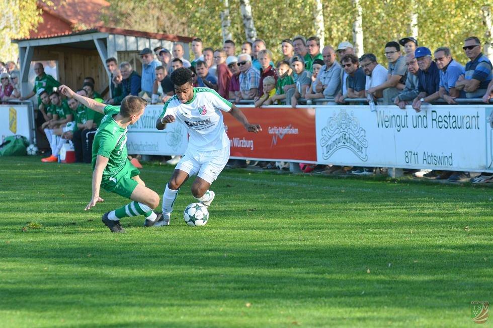 TSV Abtswind - SpVgg Ansbach 2:2 (1:2) | 13.10.2018