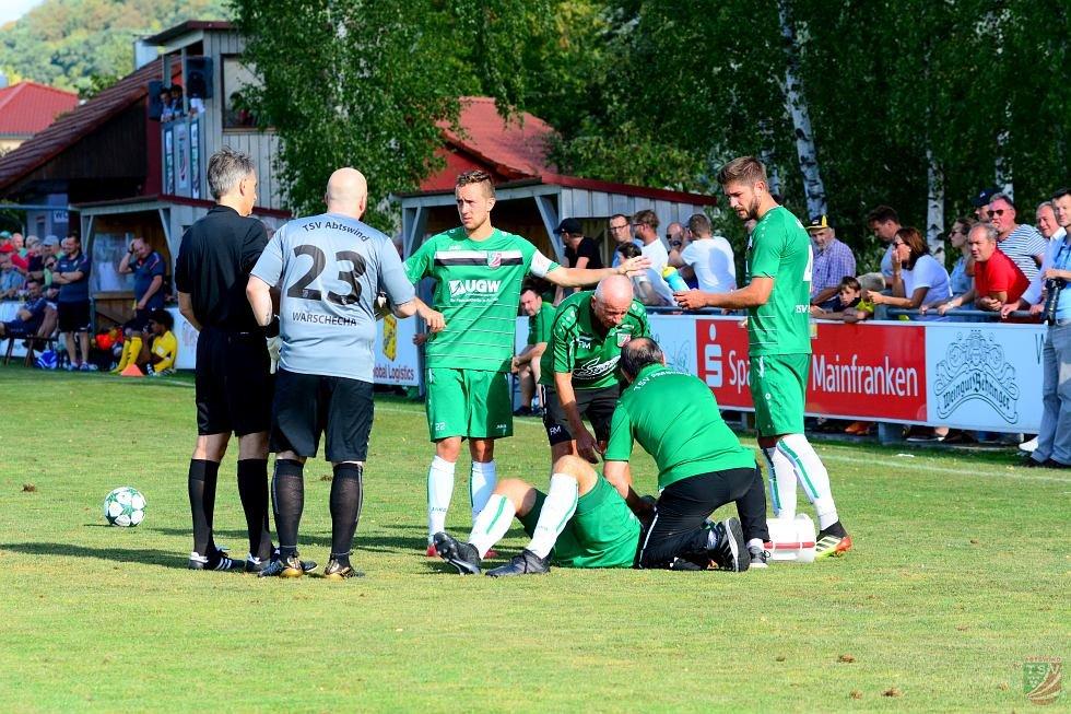 TSV Abtswind - SpVgg Bayern Hof  3:1 (1:1) | 11.08.2018