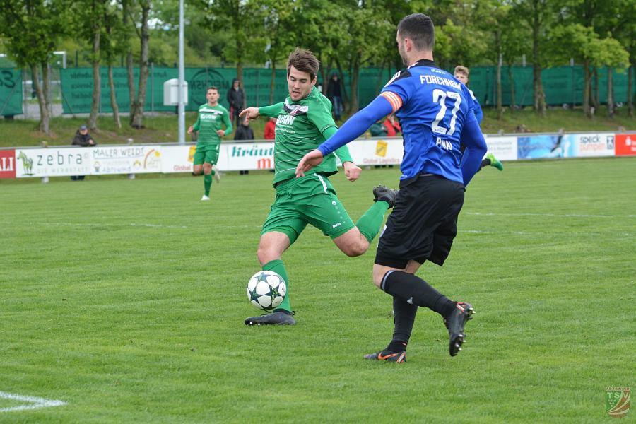 TSV Abtswind – SpVgg Jahn Forchheim 2:0 (1:0) | 04.05.2019