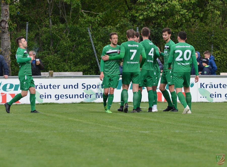 TSV Abtswind – SpVgg Jahn Forchheim 2:0 (1:0)   04.05.2019