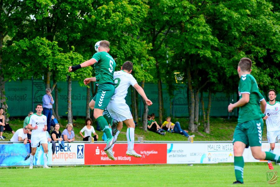 TSV Abtswind - TSV Großbardorf  2:1 (1:1) | 18.05.2019
