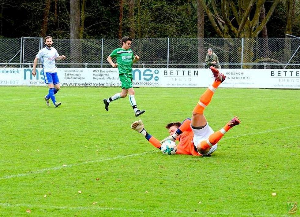 TSV Heimbuchenthal - TSV Abtswind  1:4 (0:3) | 15.04.2018