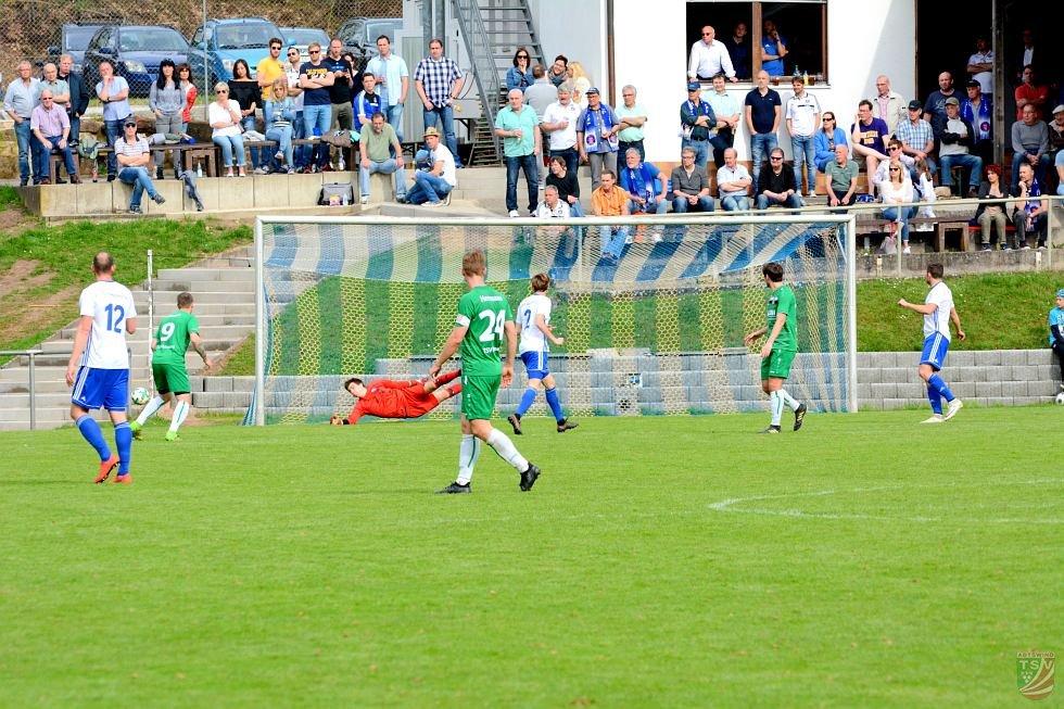 TSV Heimbuchenthal – TSV Abtswind 1:4 (0:3)