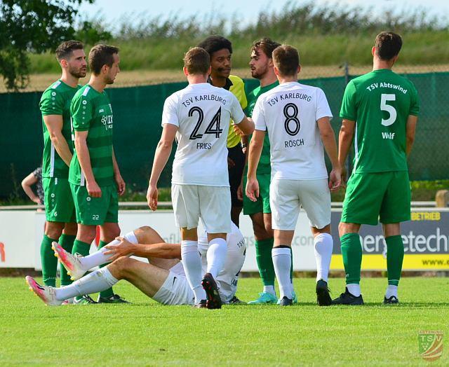 TSV Abtswind – TSV Karlburg 0:0 (0:0) | 31.07.2021