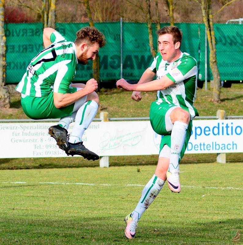TSV Abtswind – TSV Kleinrinderfeld 9:3 (5:2) |11.03.2017
