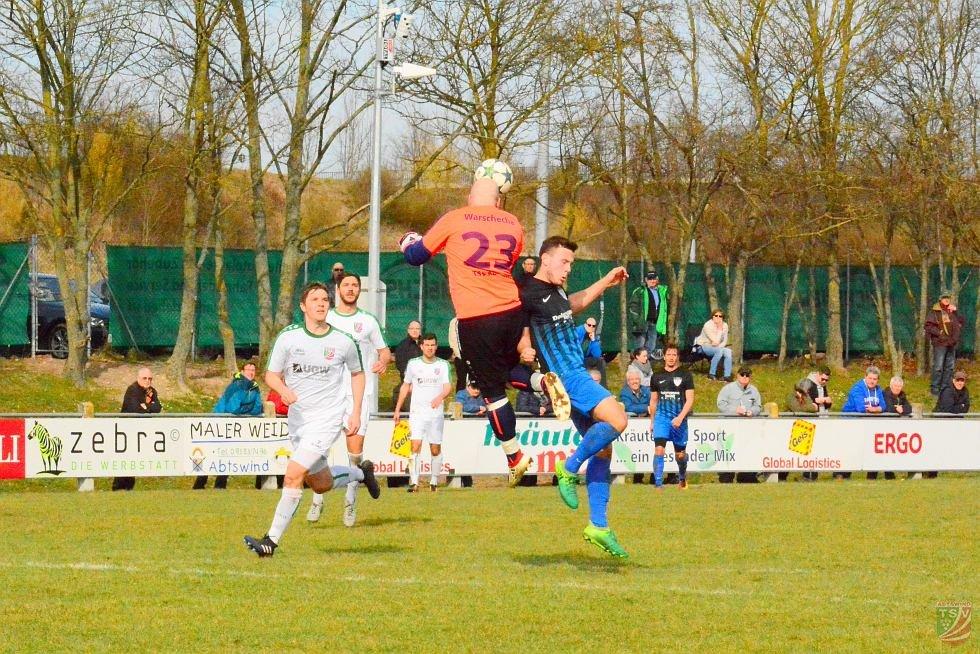 TSV Abtswind – TSV Unterpleichfeld 4:2 (1:2) | 02.04.2018
