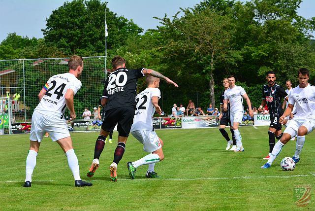 TSV Abtswind - Türkgücü München 3:5 (0:2)   20.06.2021
