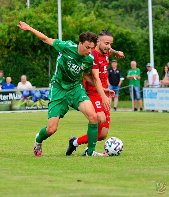 TSV Abtswind - SV Vatan Spor Aschaffenburg  1:0 (1:0)   24.07.2021