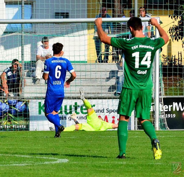 TSV Abtswind – Würzburger FV 3:0 (1:0) | 18.09.2021