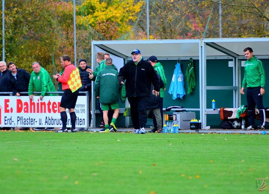 TSV Großbardorf - TSV Abtswind  0:2 (0:1) | 19.10.2019