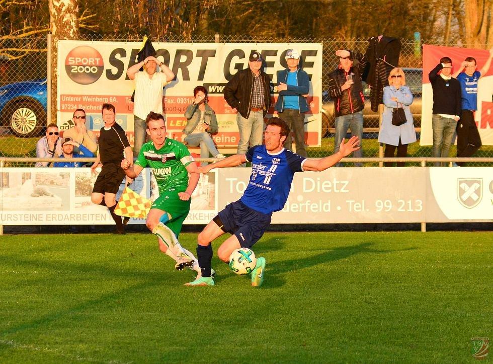 TSV Kleinrinderfeld – TSV Abtswind 2:4 (2:2) | 11.04.2018
