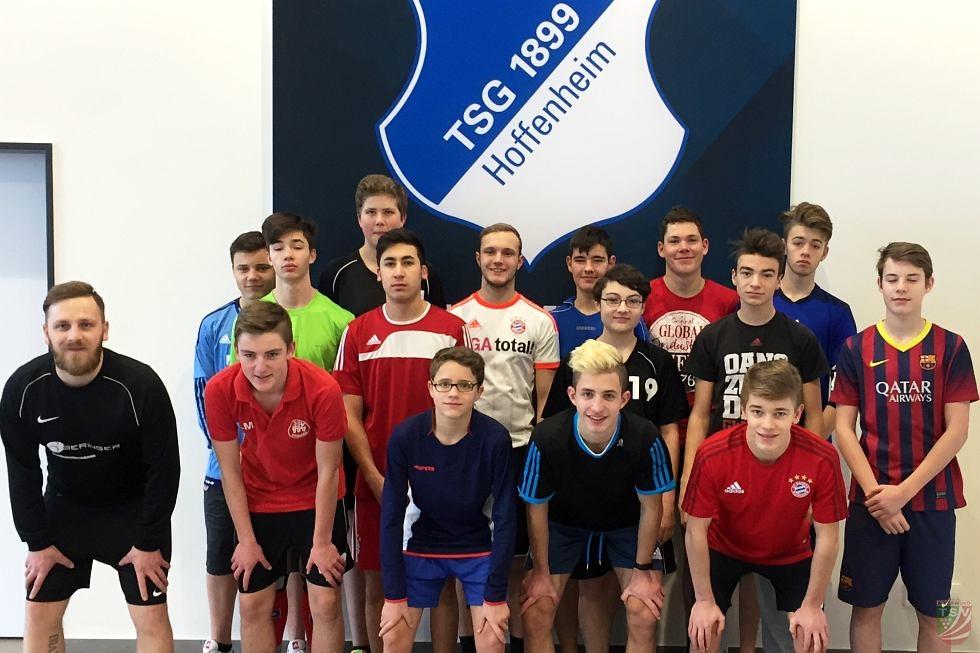 U17 Trainingslager Hoffenheim