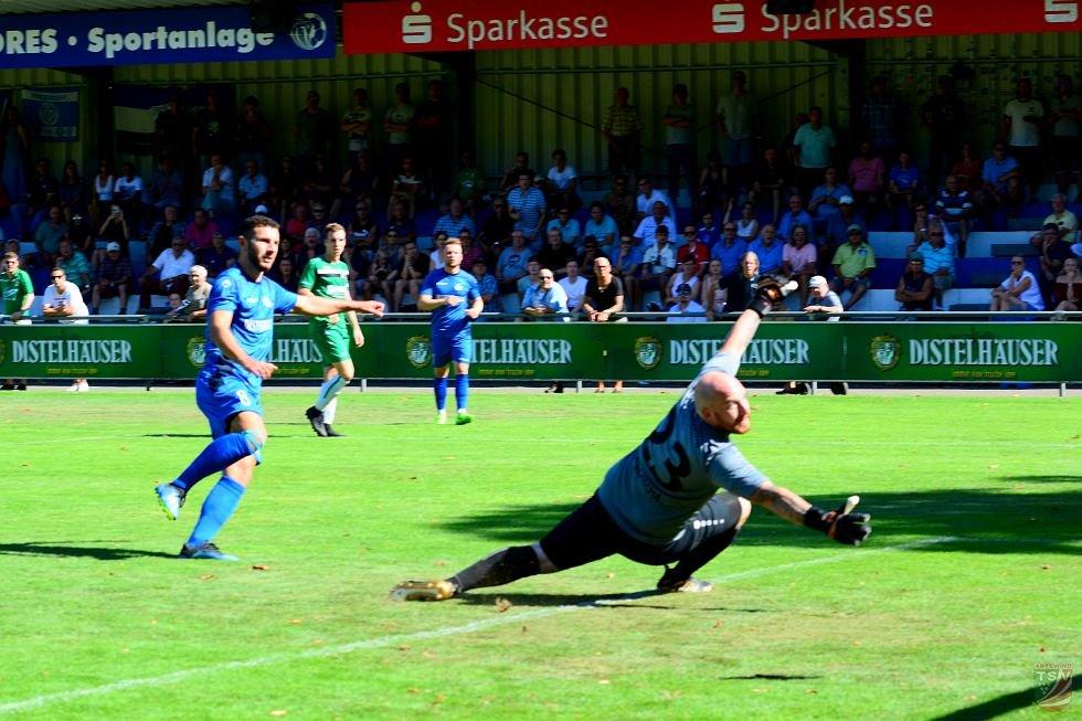 Würzburger FV – TSV Abtswind :  3:0 (1:0) |  05.08.2018
