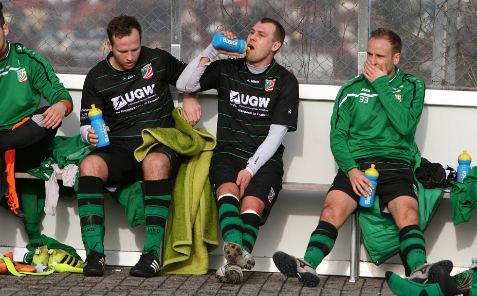 Wuerzburger Kickers II - TSV Abtswind