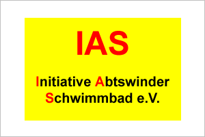 Logo Initiative Abtswinder Schwimmbad e.V.