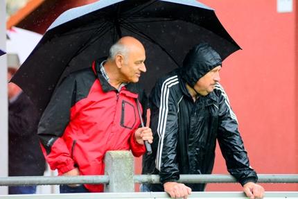 Heimspiel gegen Fuchsstadt fällt aus