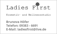 Sponsor Ladies First