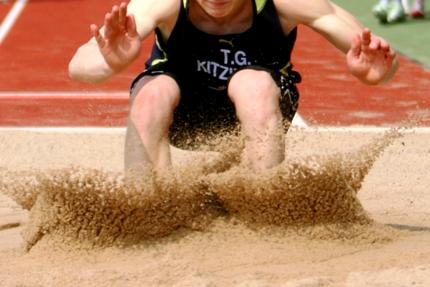 Jugend trainiert für das Sportabzeichen