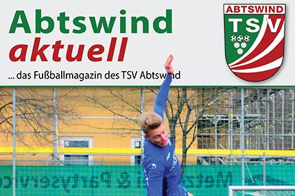 Jetzt online: Fußballmagazin des TSV Abtswind
