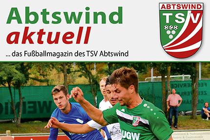 E-Paper: Abtswinder Fußballmagazin