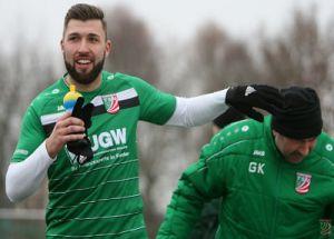 TSV Abtswind holt Daniel Endres zurück