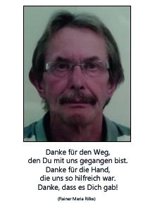 Der TSV Abtswind trauert um Gerhart Weber