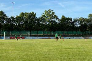 Nach dem Corona-Stopp: Bayernliga- und Kreisliga-Team wieder aktiv!
