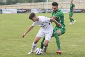0:0 gegen Karlburg: Der erlösende Treffer fällt nicht