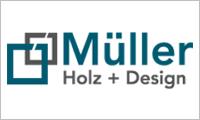 Sponsor Müller Holz + Design GmbH